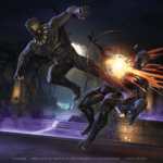 Black Panther's Killmonger joins Marvel: Contest of Champions