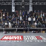 Marvel Studios celebrates 10 year anniversary with class photo and video