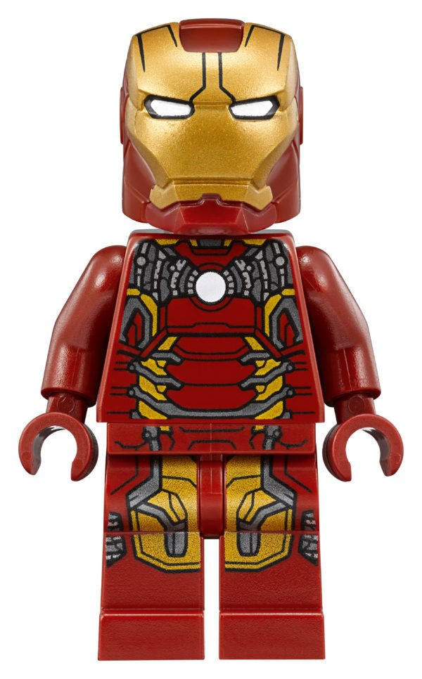 LEGO Marvel Super Heroes Hulkbuster: Ultron Edition revealed