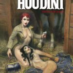 Preview of Minky Woodcock: The Girl Who Handcuffed Houdini #3