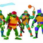 Cowabunga! Check out Playmates' Rise of the Teenage Mutant Ninja Turtles action figure line
