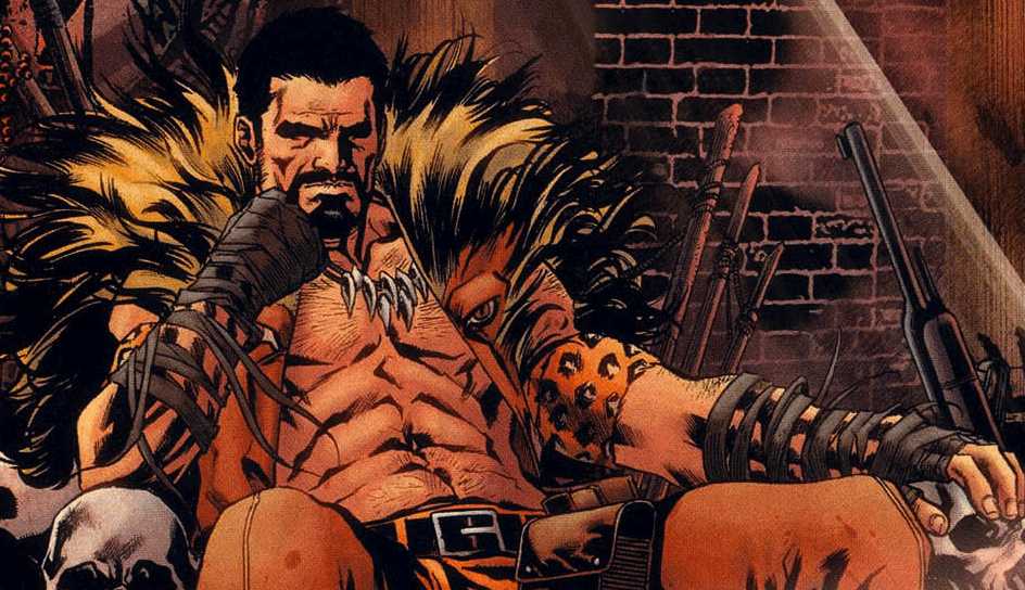 Joe Manganiello says playing Marvel's Kraven would be a dream role