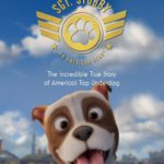 Poster and trailer for animated war film Sgt Stubby: An American Hero