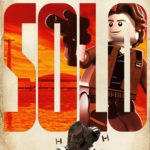 Solo: A Star Wars Story character posters get a LEGO makeover