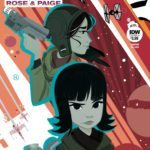 Comic Book Review – Star Wars: Forces of Destiny – Rose & Paige