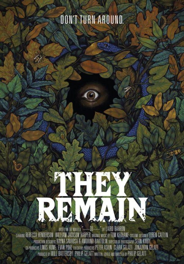 Resultado de imagem para They Remain Poster