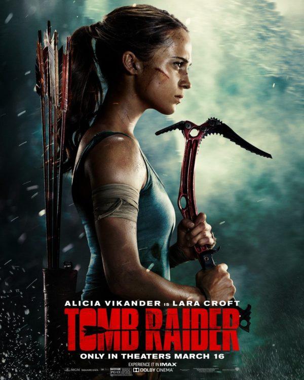 Tomb Rider Wallpaper: Alicia Vikander's Lara Croft Featured On New Tomb Raider