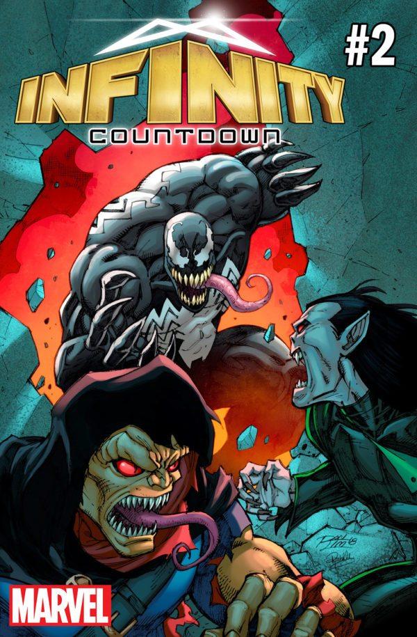 Marvel announces Venom 30th anniversary variant covers