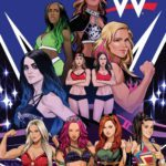 The Women's Evolution takes centre stage in WWE #14, check out a preview here