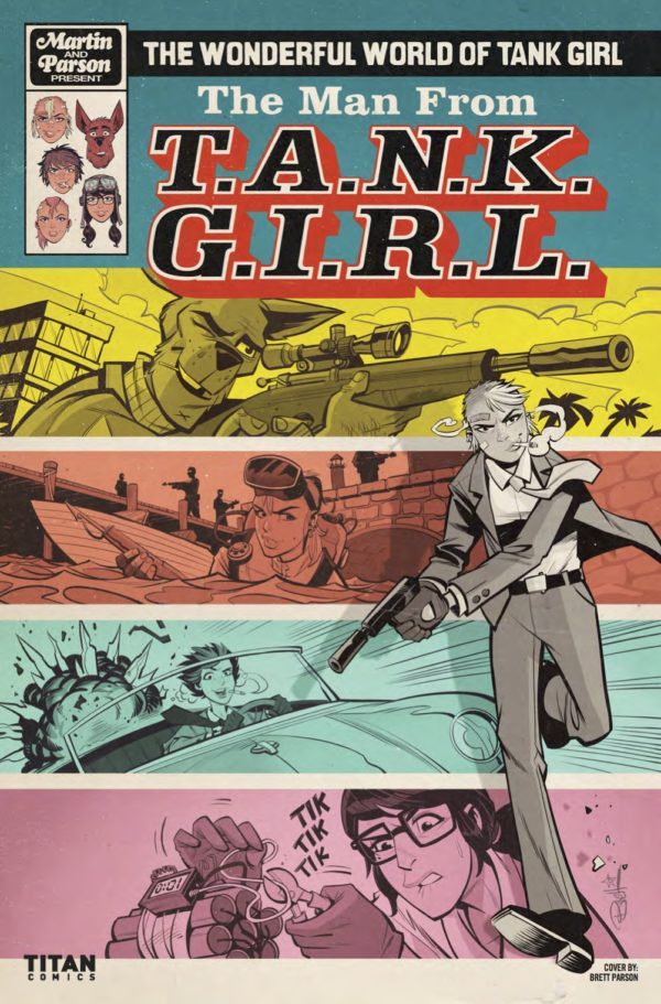 Preview of the wonderful world of tank girl 3 publicscrutiny Image collections
