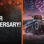 Wargaming celebrates 4 years of World of Tanks on consoles