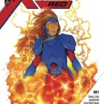 Preview of X-Men: Red #1
