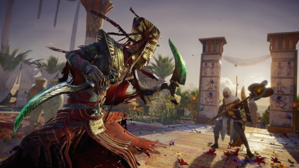 Assassin's Creed Origins – Curse of the Pharaohs