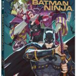 Batman Ninja Blu-ray cover art and special features revealed