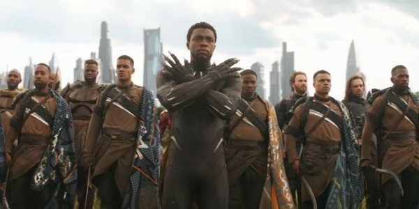 Anti-Black Panther Alt-Right Group Also Vows To Attack Infinity War