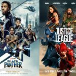 Black Panther has already surpassed Justice League at the U.S. box office