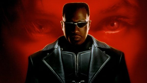 New Line Cinema wanted to cast a white actor as Blade