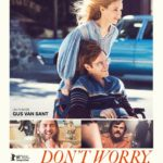 New poster for Gus van Sant's Don't Worry He Won't Get Far on Foot
