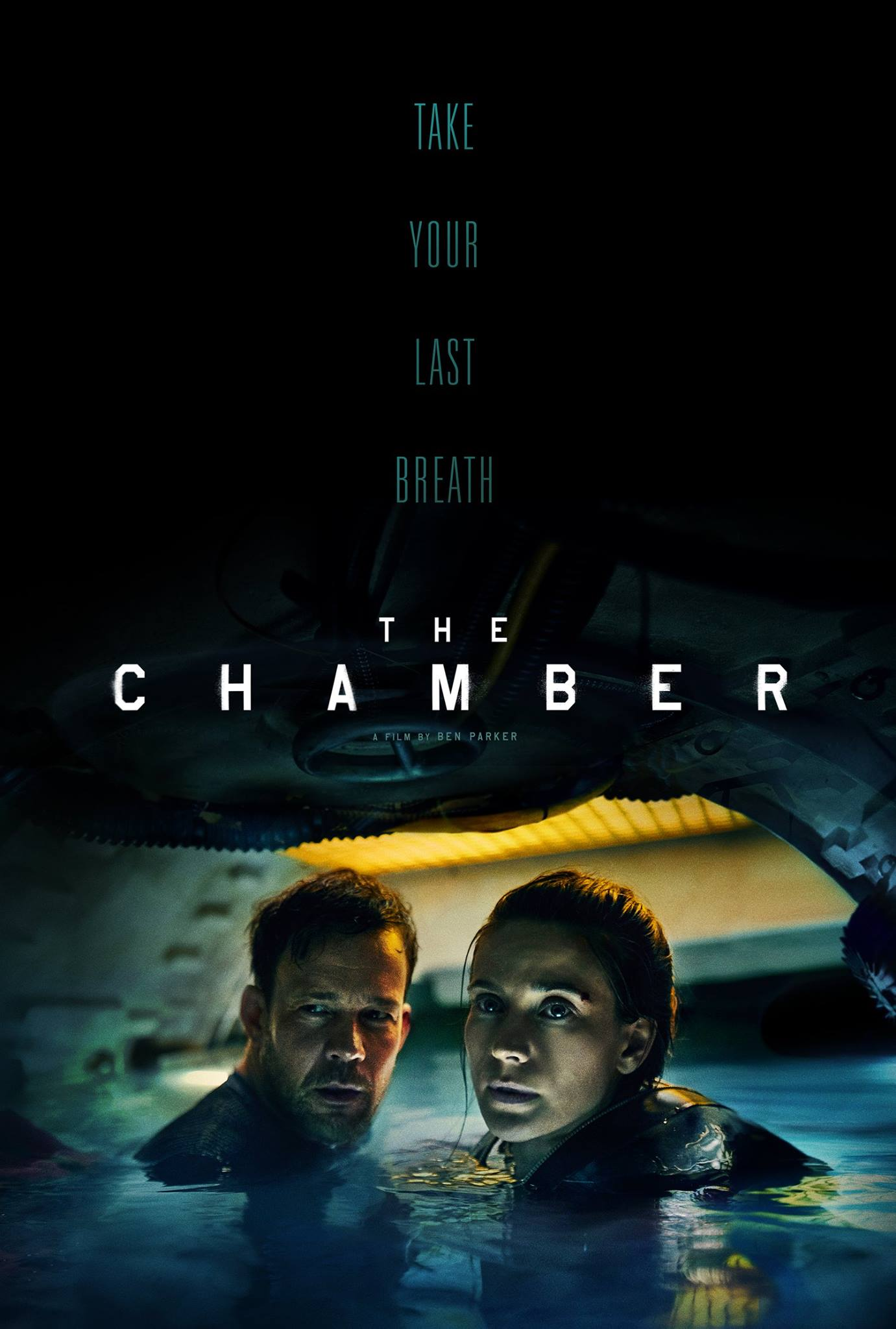Movie Review The Chamber 2016
