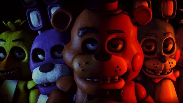 chris columbus and blumhouse set to make five nights at freddy s movie