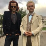 "David Tennant says Neil Gaiman's Good Omens is ""quite unlike anything I've ever been in before"""