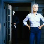 Jamie Lee Curtis shares new Halloween photo in character as Laurie Strode