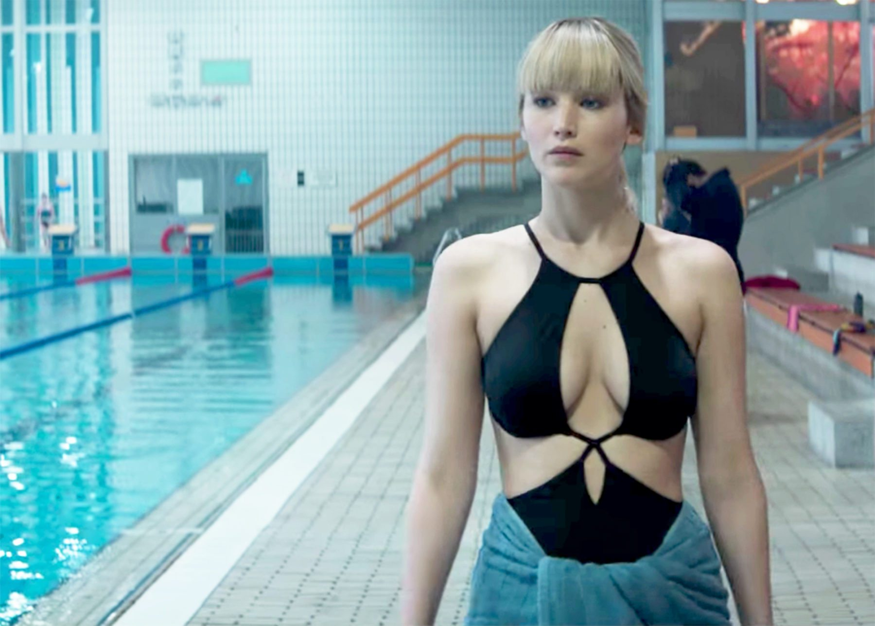 Jennifer Lawrence spy thriller Red Sparrow cut to secure ...