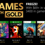 Xbox Games with Gold announced for March 2018