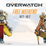 Don't forget the Overwatch free weekend