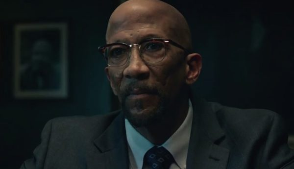 Reg E. Cathey's final role is Luke Cage's father in season 2 of Marvel's Netflix series