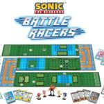 Kickstarter launches for Sonic the Hedgehog: Battle Racers board game