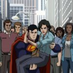 First-look image from The Death of Superman animated movie