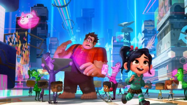 A Wreck-It Ralph 2 event is probably coming to Fortnite