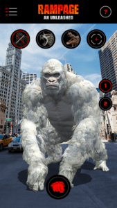 Unleash George Ralph And Lizzie Upon Your City With Rampage Ar