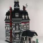 Check out this Addams Family Modular Mansion LEGO Ideas project