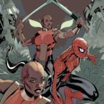 The Black Panther's Dora Milaje meet the Marvel Universe in Wakanda Forever