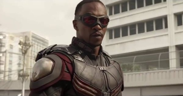 Anthony Mackie to produce and star in action sci-fi Outside the Wire