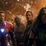 Marvel's Avengers: Infinity War images featuring the Avengers, the Guardians, and the Mad Titan