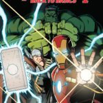 Marvel launches comiXology Original series Avengers: Back to Basics