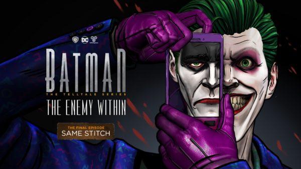 the joker vigilante and villain trailers for batman the enemy