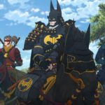 New images from Batman Ninja arrive online