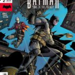 Preview of Batman: Sins of the Father #2