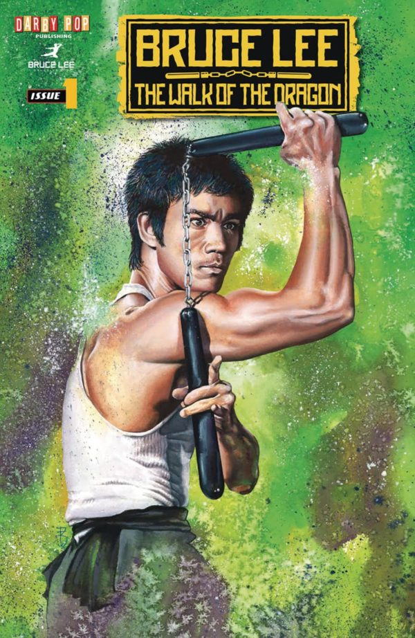 Preview of Bruce Lee: The Walk of the Dragon #1 | Flickering Myth