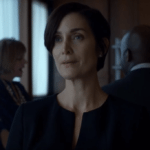 Carrie-Anne Moss to star in Norwegian crime drama Wisting