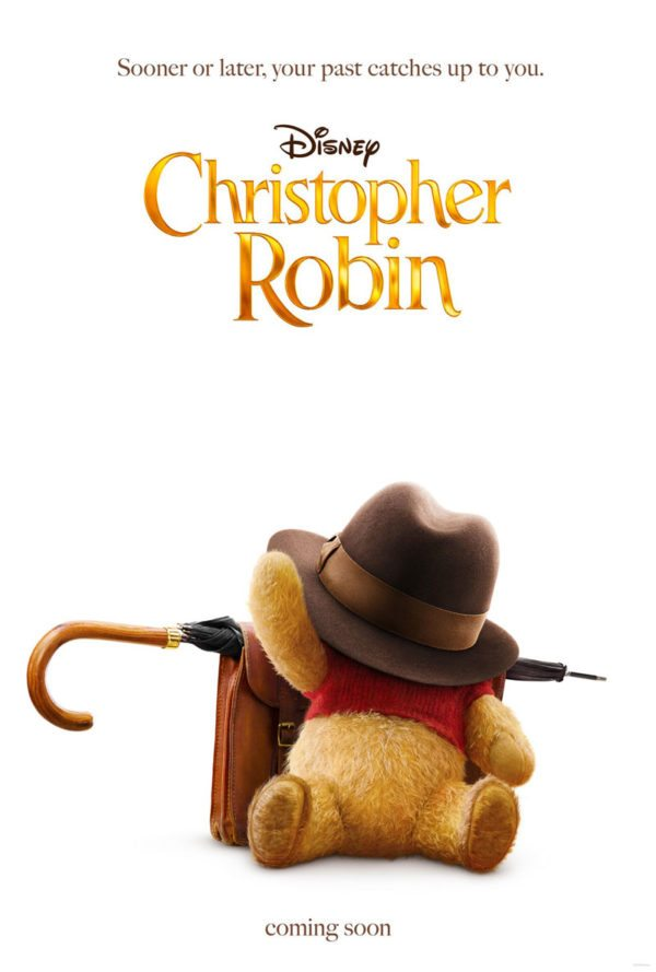 Jean-Christophe & Winnie [Disney - 2018] - Page 4 Christopher-Robin-poster-1-600x889