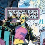 Dazzler takes centre stage for new Marvel one-shot X Song