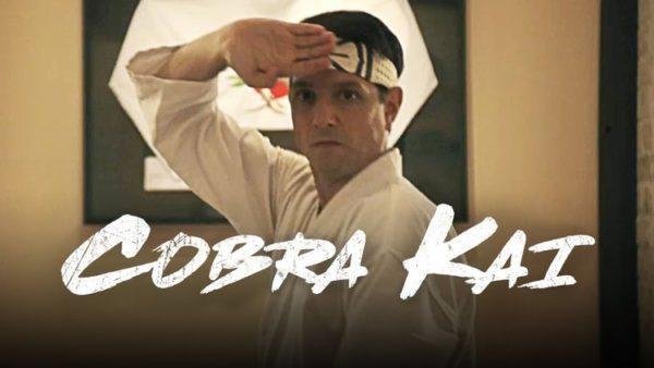 The Karate Kid Returns In Cobra Kai
