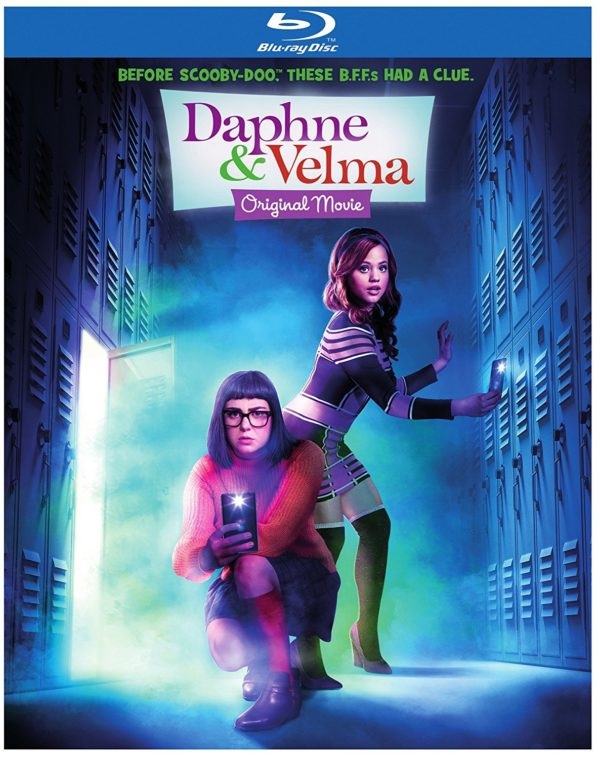 Live Action Scooby Doo Spinoff Daphne Amp Velma Gets A Trailer