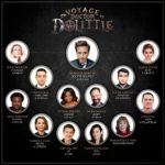 The Voyage of Doctor Dolittle voice cast revealed