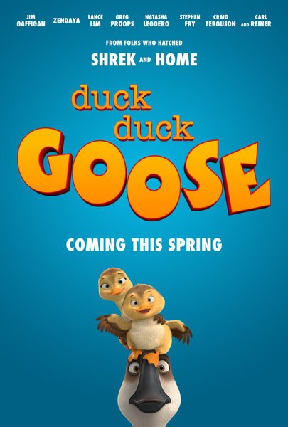 Movie Review – Duck Duck Goose (2018)